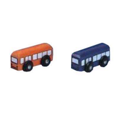 Bussen set van 3; Mentari 6607