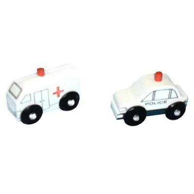 Ambulance set van 2; Mentari P 6608