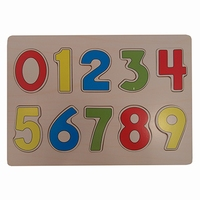 Puzzel cijfers 0-9 klassiek