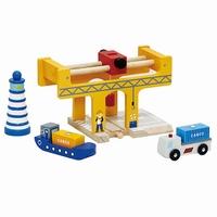Container overslag - Dockside; 6 delig; Mentari 6769