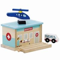 Ziekenhuis - Hospital; 3-delig; Mentari 6760