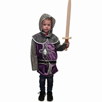 Ridderpakje (excl zwaard en schild)