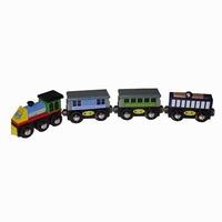 Trein 4-delig classic ME; Mentari 6638